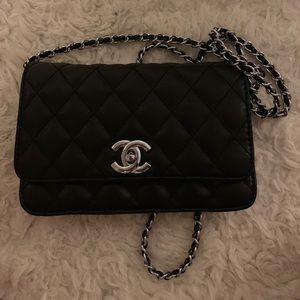 CHANEL Crossbody Bag!